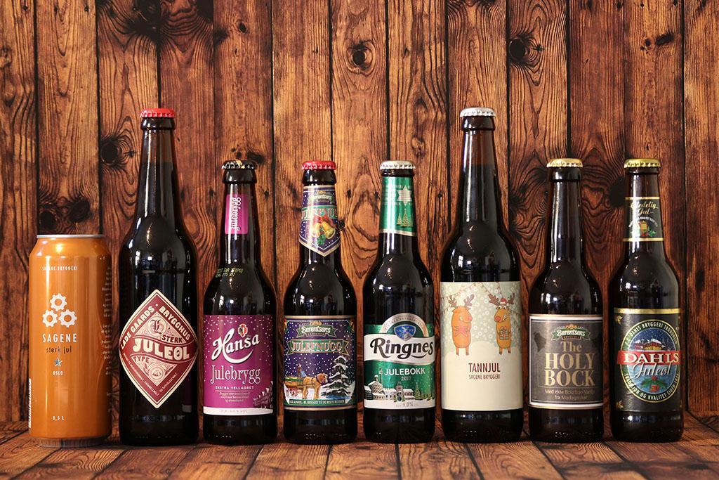 Bilde: De beste fra klassiske bryggerier på polet