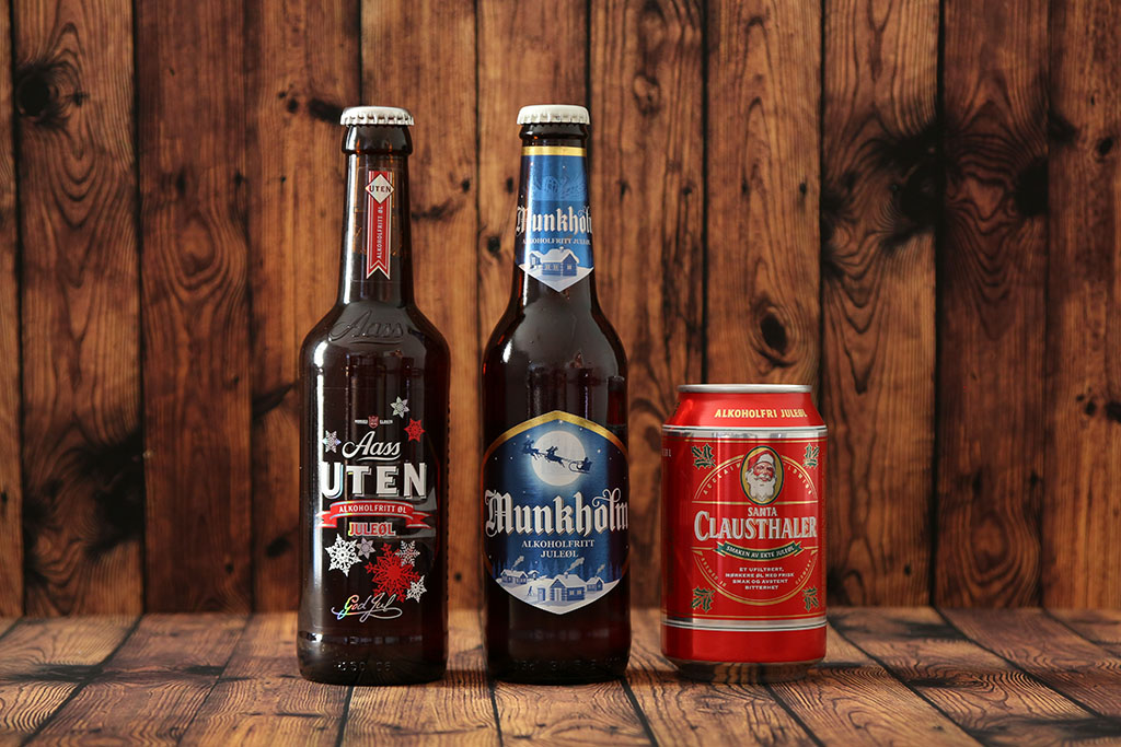 Bilde: Kun tre alkoholfrie alternativer